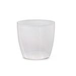 Πλαστικό Διάφανο Κασπώ για Ορχιδέες Roto Plastona 18cm