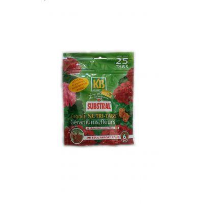 Λίπασμα Nutri-Tabs KB για Ανθοφόρα Φυτά