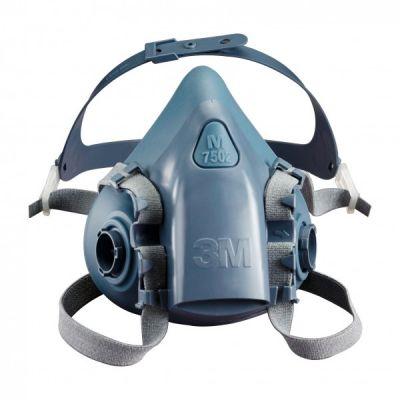 Επαναχρησιμοποιούμενη Μάσκα Μισού Προσώπου 3Μ 7500