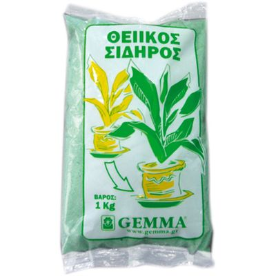 Θειικός Σίδηρος Gemma 500gr