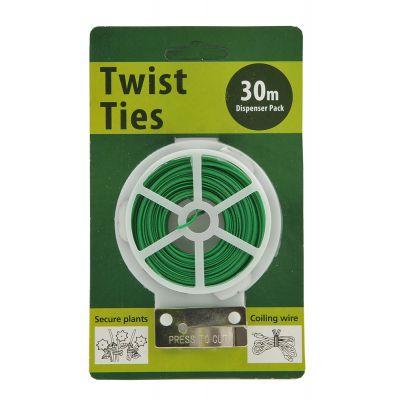Σύρμα λουλουδιών Twist Tie