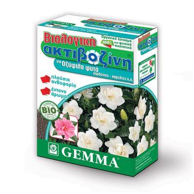 Βιολογική Ακτιβοζίνη για Οξύφιλα Φυτά Gemma 400gr