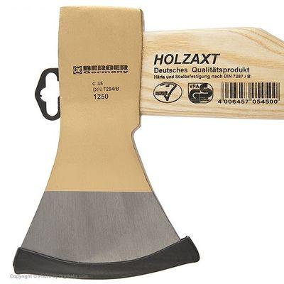 Τσεκούρι Χειρός Ξύλινο Berger Holzaxt DIN7294 70cm