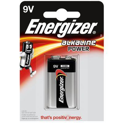 Αλκαλική Μπαταρία Εnergizer Alkaline Power 9V
