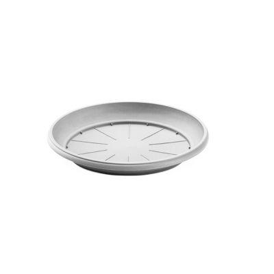 Πιάτο Ρηχό Πλαστικό Festone Plastona Γρανίτης