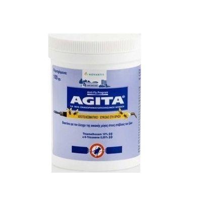 Εντοµοκτόνο Agita 10WG για μύγες 100gr