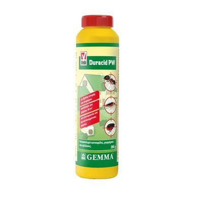 Εντομοκτόνο Duracid PW Gemma 200 gr