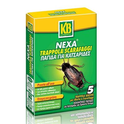 Παγίδα για κατσαρίδες KB NEXA