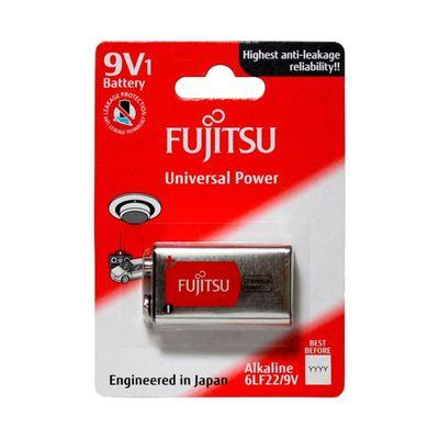 Αλκαλική Μπαταρία Fujitsu Universal Power 9V