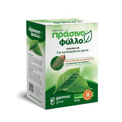 Πράσινο φύλλο Gemma 500g