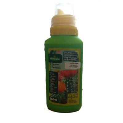 Υγρό Λίπασμα για Κάκτους Vilmorin 250ml